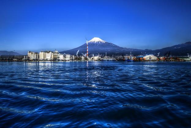 田子の浦に うち出てみれば・・・Mt.FUJI