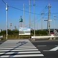 写真: 新4号国道、道の駅ごか近くの立体交差撤去状況は?その8