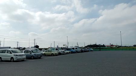 【幸手や五霞へ行ったよ8】道の駅ごか駐車場