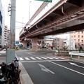Photos: ローソンストア100千住新橋店前にて1