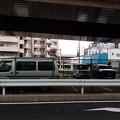 Photos: ローソンストア100千住新橋店前にて2