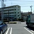 写真: ローソン竹の塚二丁目店にて3