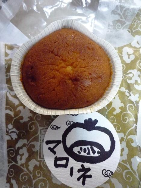 栗のカップケーキ4