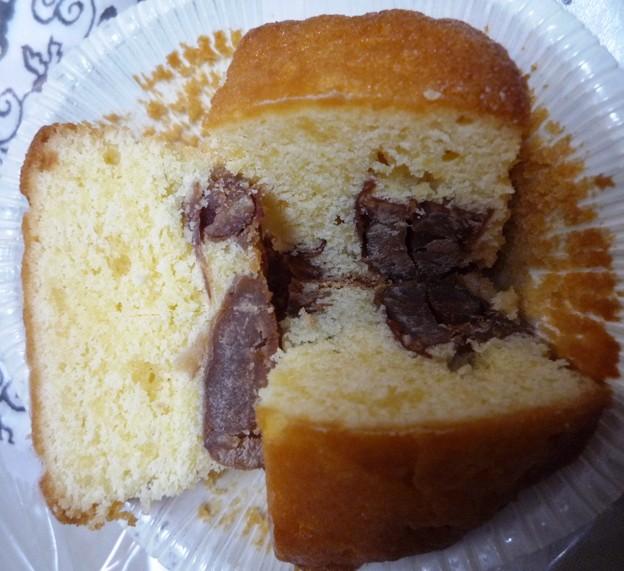 栗のカップケーキ10