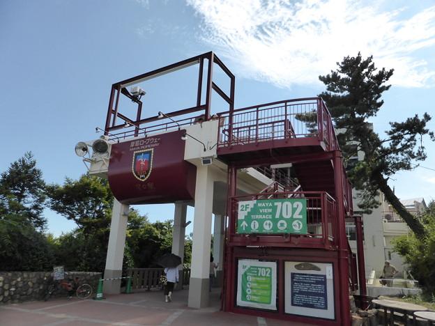 摩耶ロープウェー 星の駅