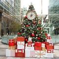 六本木*東京ミッドタウンのクリスマスツリー1