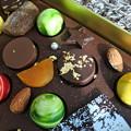 ショコラティエ パレドオールのクリスマスツリーショコラ4