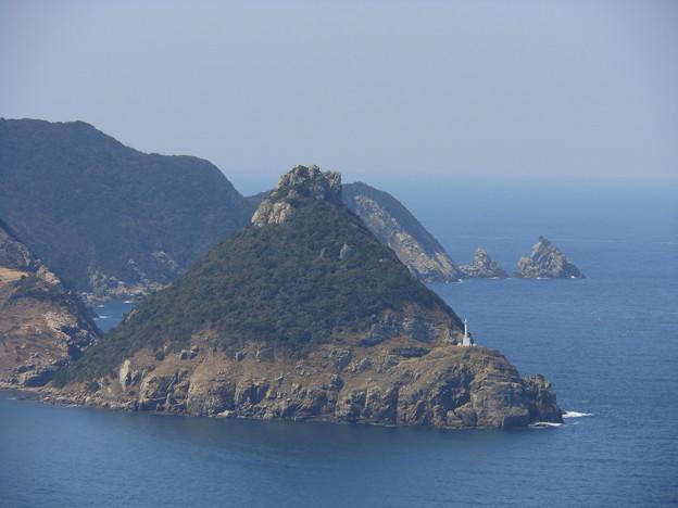 Photos: 五島列島のトトロ岩