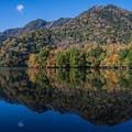 湯ノ湖の秋