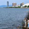 釣り@おまつり広場
