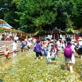 Photos: 老若男女が集まる御手洗池