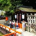 Photos: 下鴨神社文化財 御手洗社(井上社)