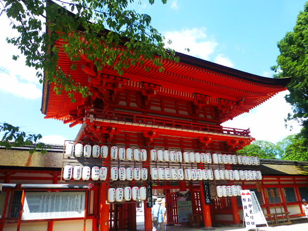 Photos: 世界遺産の下鴨神社(賀茂御祖神社)