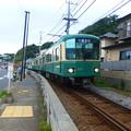 江ノ電沿線を散策