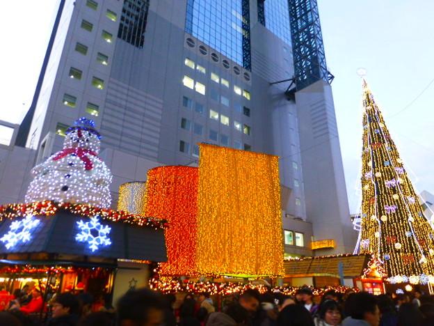 ドイツ・クリスマス マーケット大阪2016