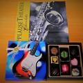 Photos: パッケージを彩る楽器たち