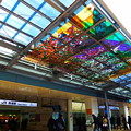 Photos: ステンドグラス 花の郷 @JR熱海 駅前広場