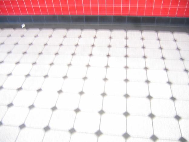 Jack In the Box - Floor Tile