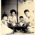 写真: 昭和の食卓