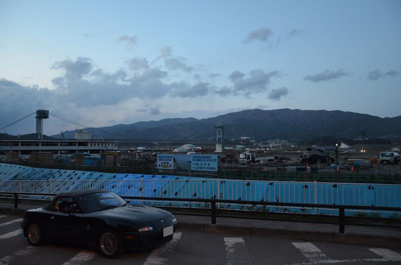 津波の被害が大きかった陸前高田市
