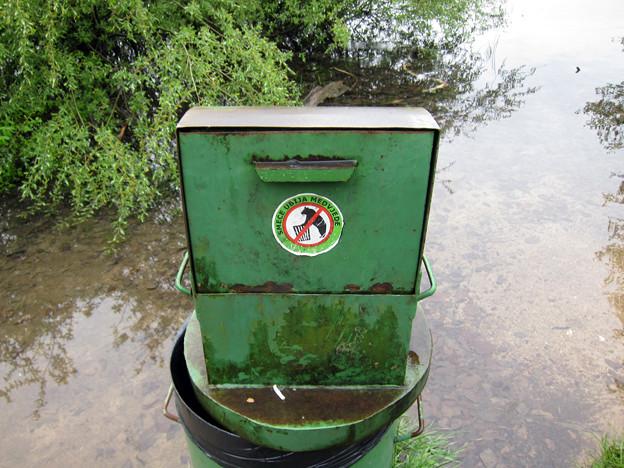 Photos: ゴミ箱