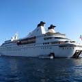 Photos: クルーズ船の停泊