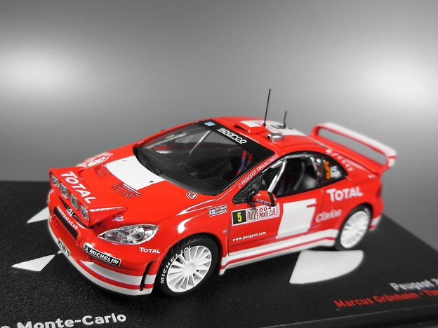 Peugeot 307 Rallye Monte-Carlo 2004