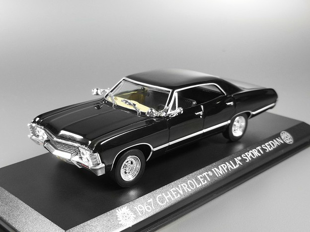 Chevrolet Impala Sport Sedan 1967 (Supernatural)