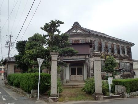28 7 三重 旧明村役場庁舎