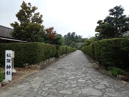 28 7 三重 松阪 御城番屋敷と町並み
