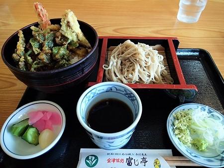 28 7 福島 蕎麦 富じ亭 2