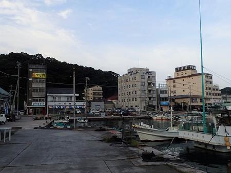 和歌山 那智勝浦の町並み