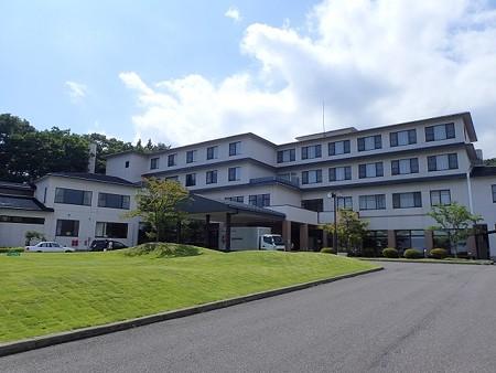 福島 岳温泉 空の庭リゾート