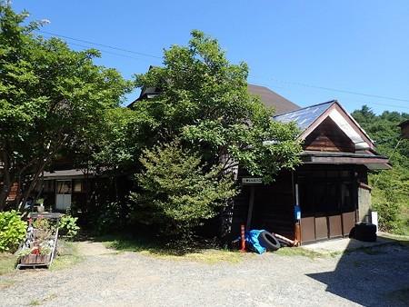 福島 高湯温泉 静心山荘