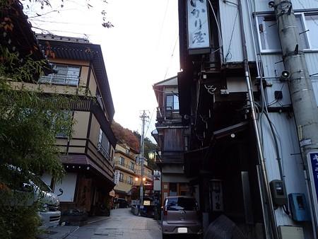 28 11 長野 渋温泉 町並み 13