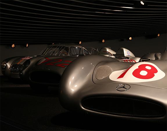 Mercedes-Benz W196R Streamline 1955 メルセデス・ベンツ ストリームライン