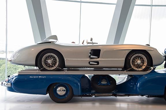 Mercedes-Benz Rennsportwagen 300 SLR 1955 メルセデス・ベンツ