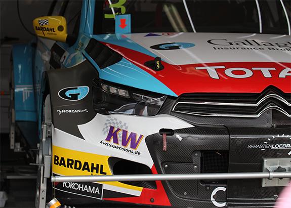 セバスティアン・ローブ・レーシング Sébastien Loeb Racing シトロエン CエリーゼWTCC(Citroen C-Elysee WTCC) トム・チルトン