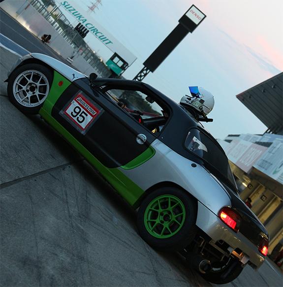 ホンダ・ビート Honda Beat 鈴鹿サーキット国際レーシングコース Suzuka Circuit