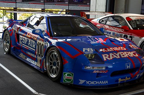 ホンダコレクションホール ホンダ・レイブリック・NSX ル・マンGT-2, 1996 Honda