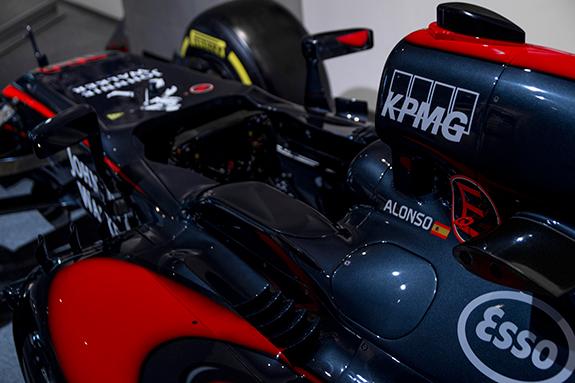 マクラーレン・ホンダMP4-30 (McLaren Honda MP4-30) 2015
