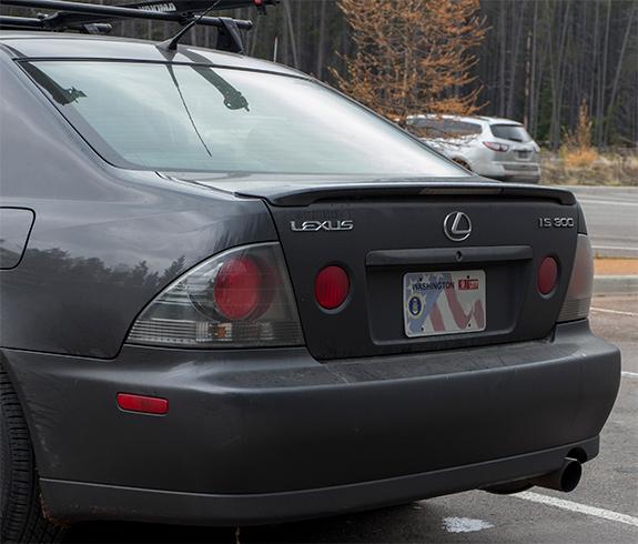 LEXUS IS300 レクサス アルテッツァ