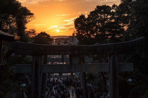 Photos: 光の道♪2