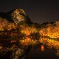 Photos: 御船山楽園の紅葉ライトアップ♪