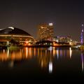 伊崎漁港からの夜景♪