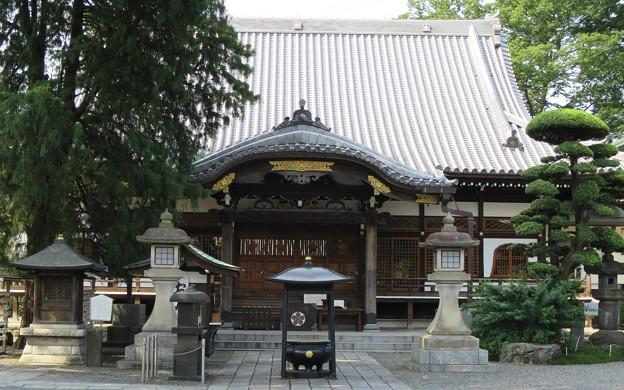 田無山 総持寺