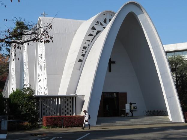 立教学院聖パウロ礼拝堂(チャペル)