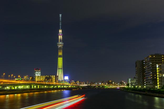 東京スカイツリー【明花】?