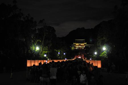 ぼんぼり祭り 2010 05