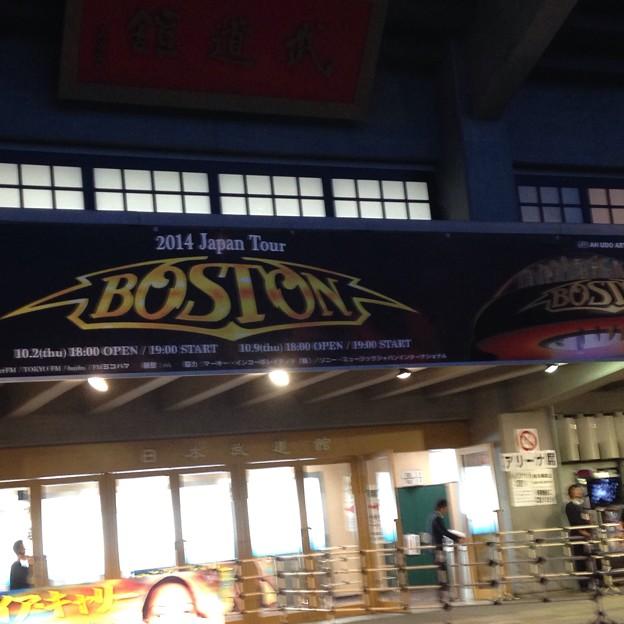 bostonライブ